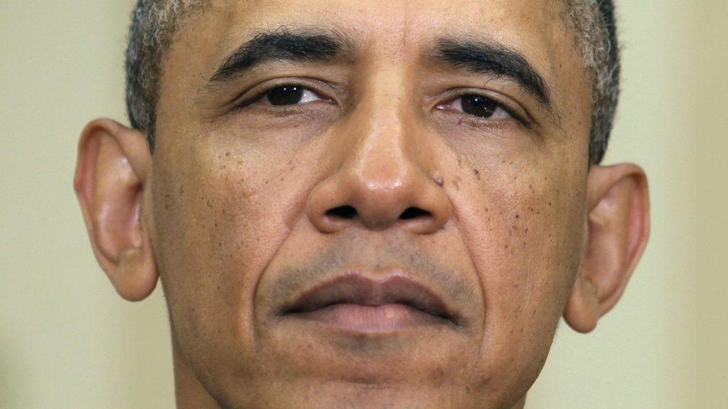 """Barack Obama se declara """"impactado"""" por el accidente de tren"""