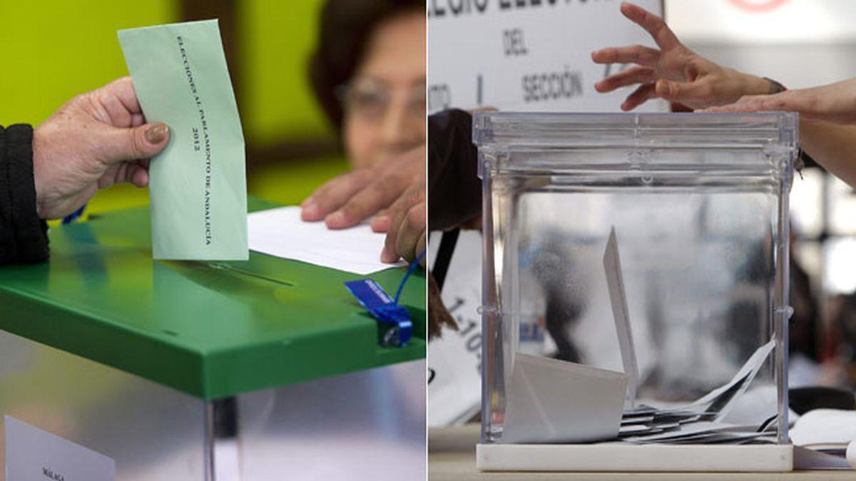 Elecciones andaluzas, elecciones asturianas