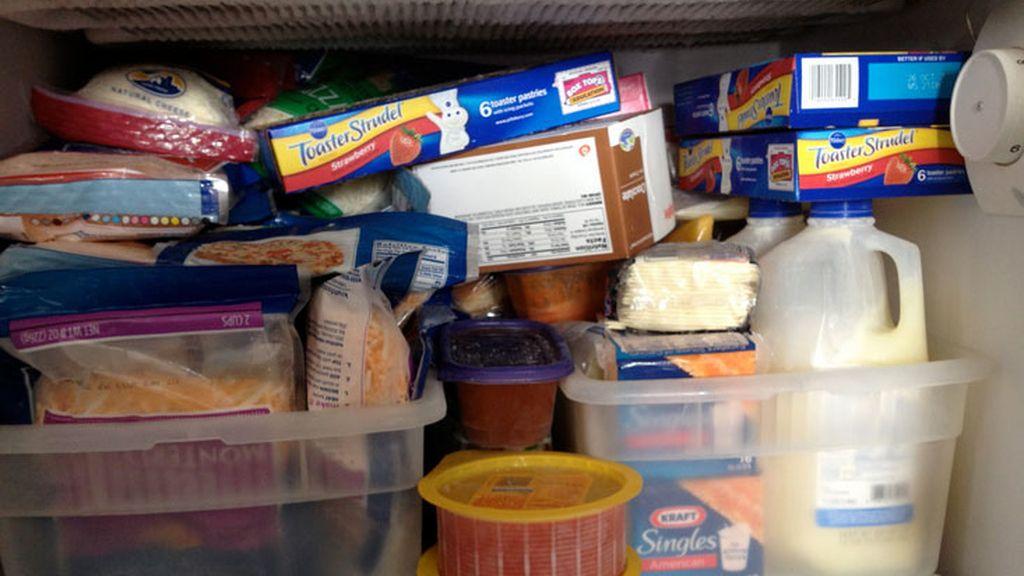 nevera de vacaciones,alimentos,desperdicio de alimentos,higiene frigorífico,