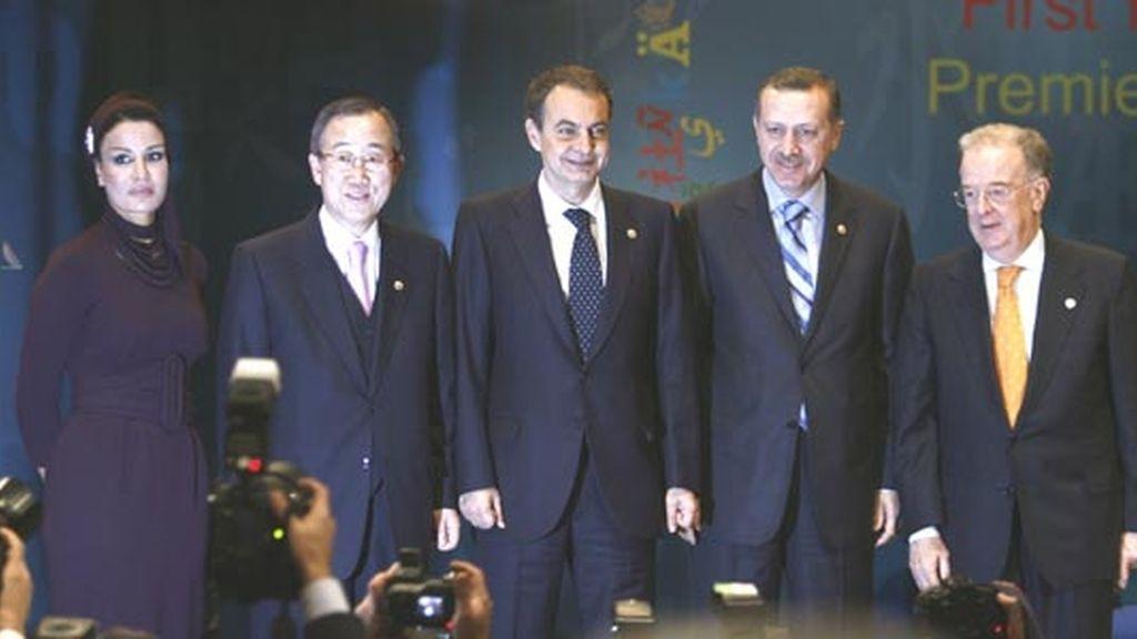 2008: 1ª Edición del Foro de la Alianza de Civilizaciones