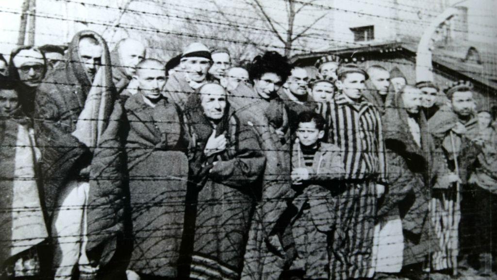 Auschwitz, campo de exterminio nazi