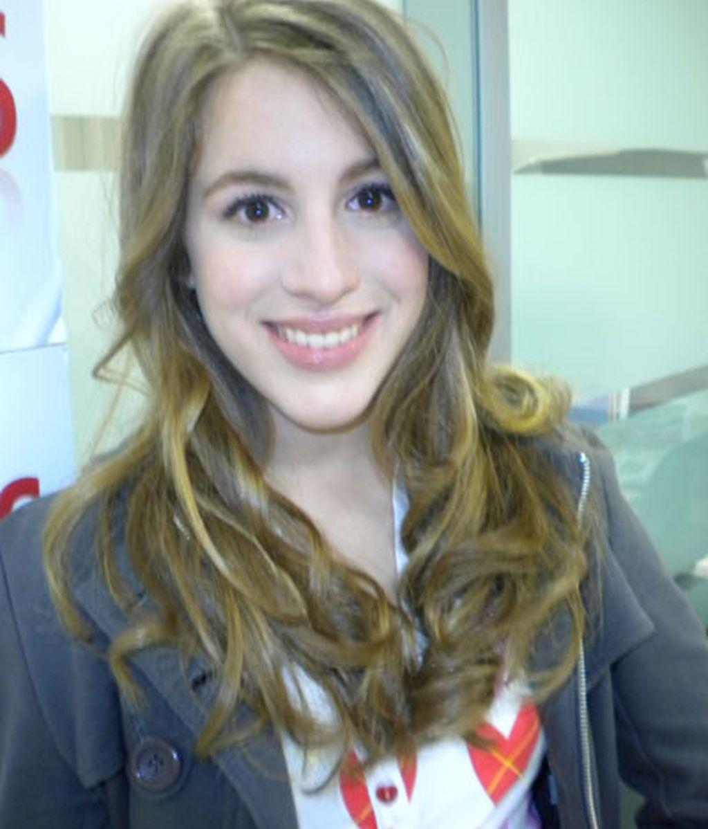 Laura Esquivel visita telecinco.es
