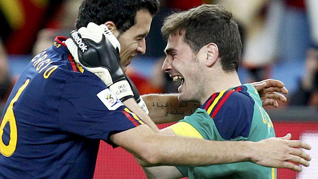 Casillas: La emoción por el Mundial