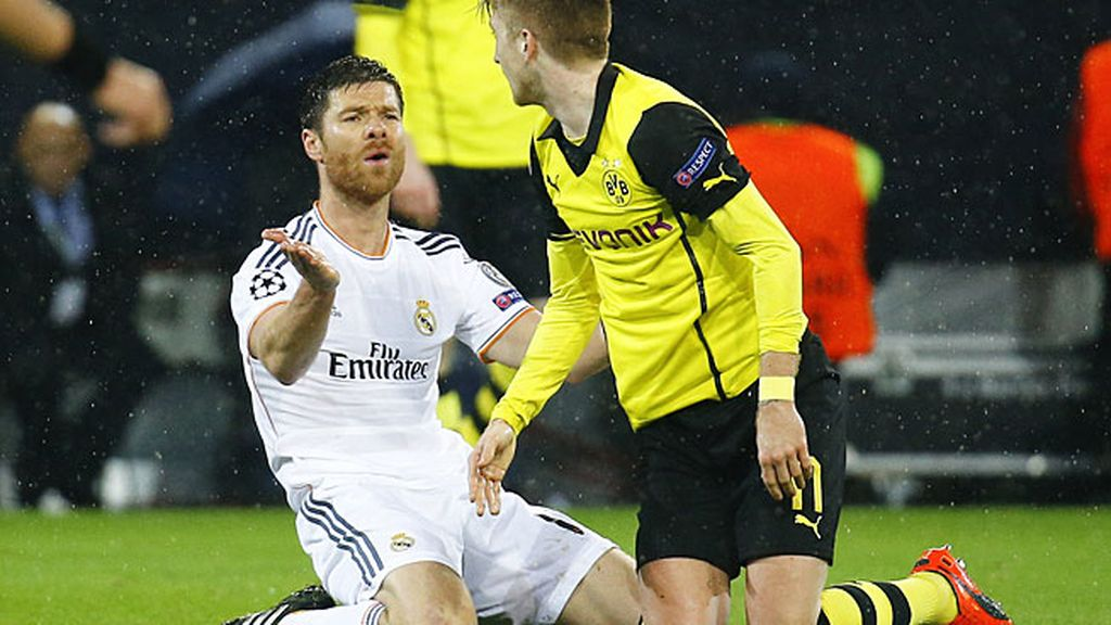 Real Madrid Dortmund