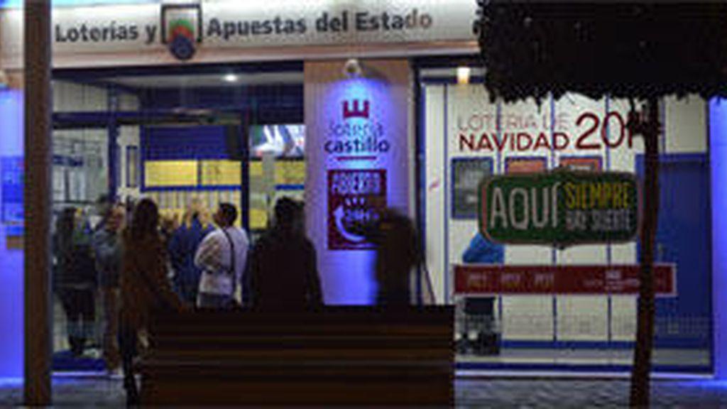 Lotería Castillo