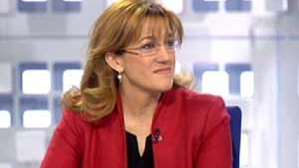 Soraya Rodríguez, Secretaria de Estado de Cooperación, en La Mirada Crítica