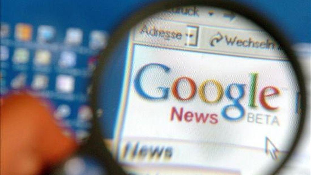 Según la información que se acaba de filtrar a la prensa, el ataque contra Google formó parte de una campaña coordinada de sabotaje informático por parte de funcionarios del Gobierno chino y expertos en seguridad e internet reclutados por Pekín. EFE/Archivo