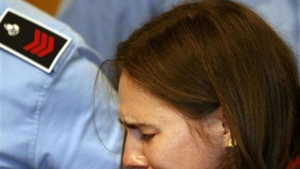 Amanda Knox es declarada inociente