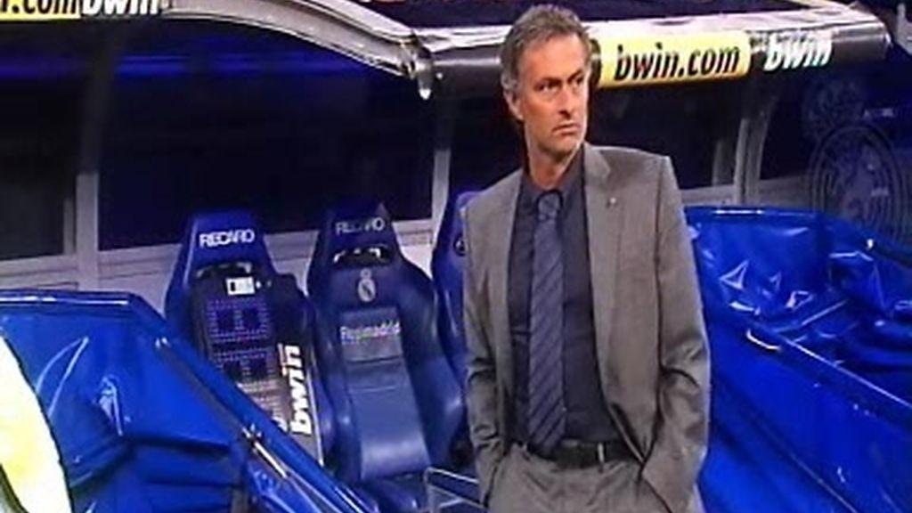 Los preparativos de Mourinho