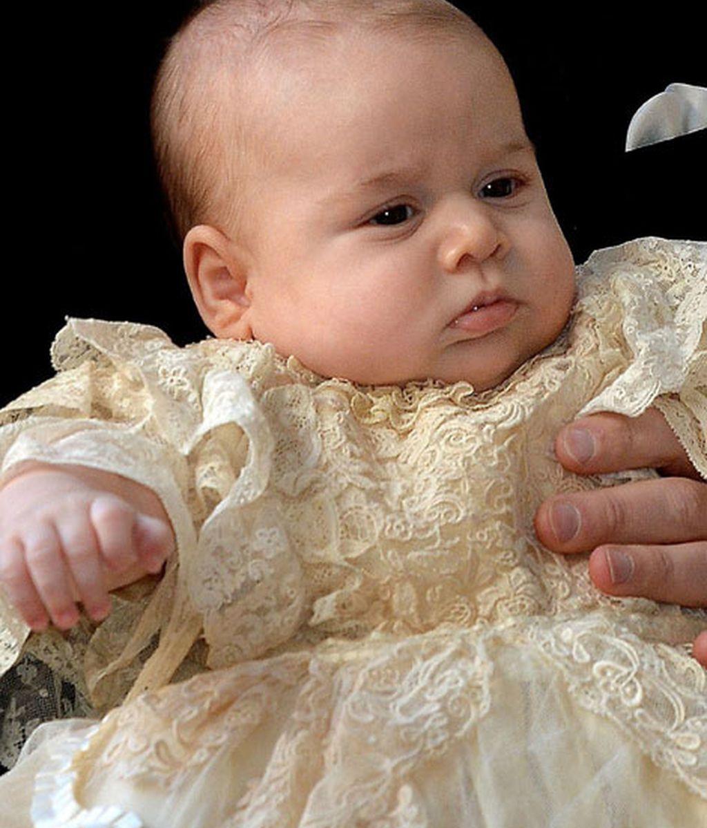 El ajuar de bautizo de los bebés reales es siempre el mismo