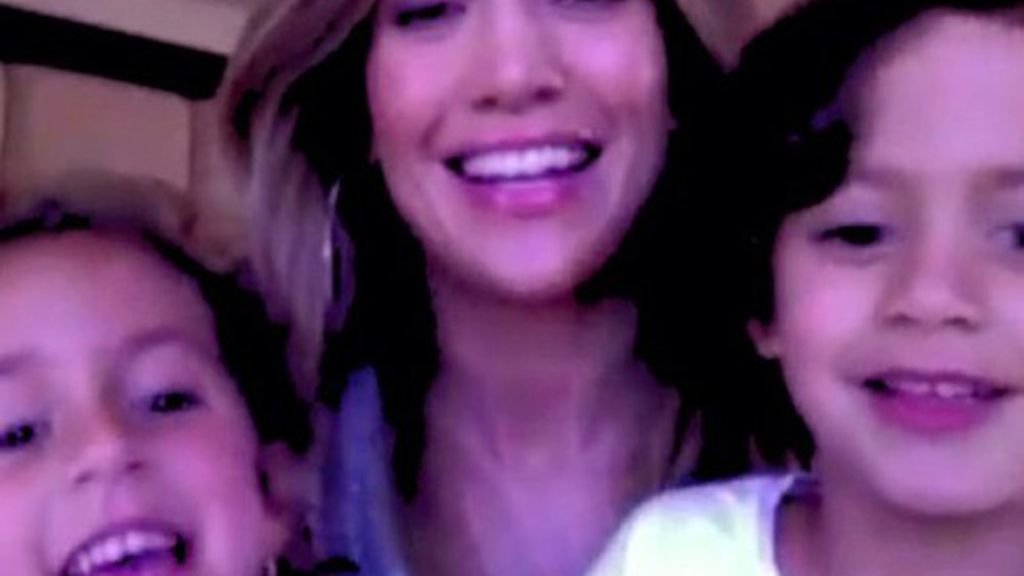 Emme Maribel Muñiz, Maximilian David Muñiz, hijos de Jennifer Lopez