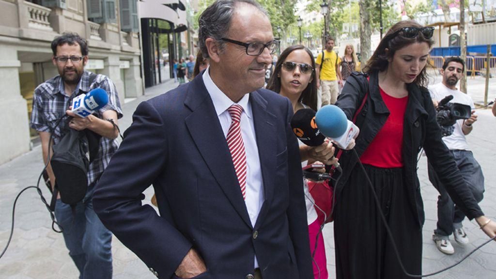 Pascual Vives reitera la inocencias de Urdangarin