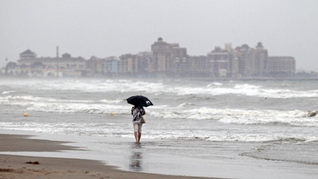 Diez provincias del norte estarán mañana en alerta por lluvias y tormentas