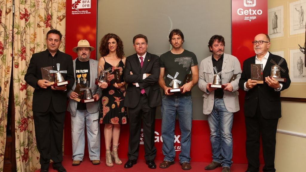 Premiados en Cinegourland