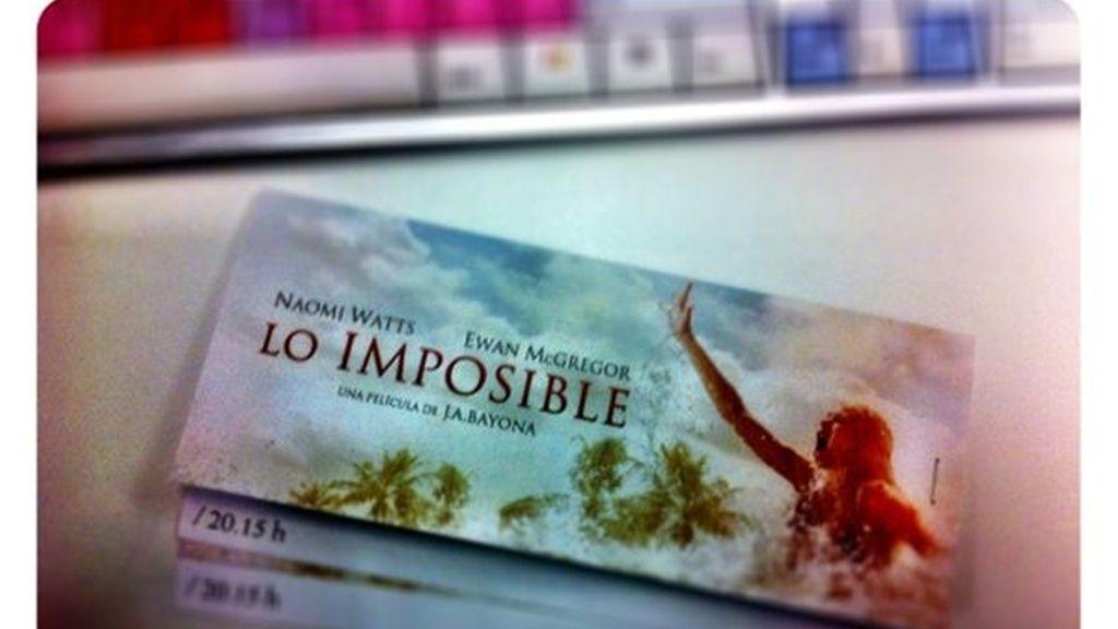 El gran preestreno de 'Lo imposible', en imágenes