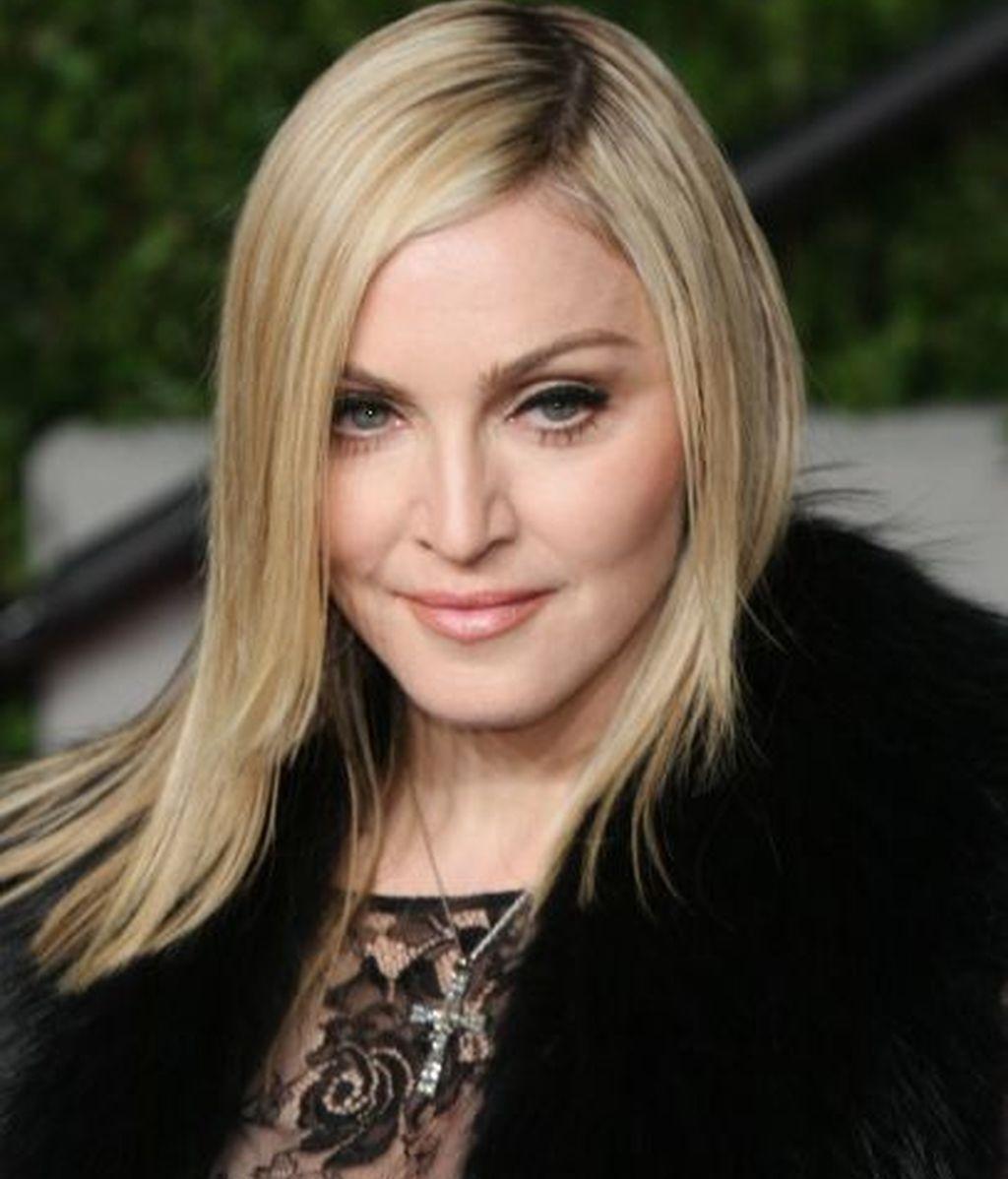 Madonna quiere ver las estrellas
