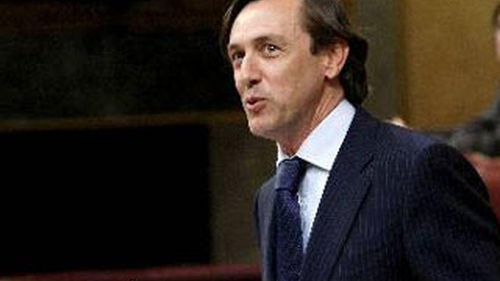 Hernando ha lamentado la incapacidad del Gobierno en esta crisis. Foto: EFE