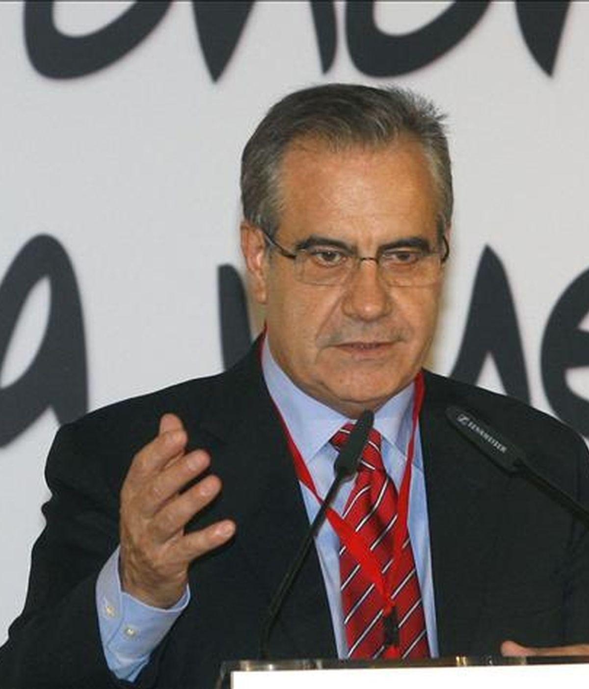 El ministro de Trabajo, Celestino Corbacho. EFE/Archivo