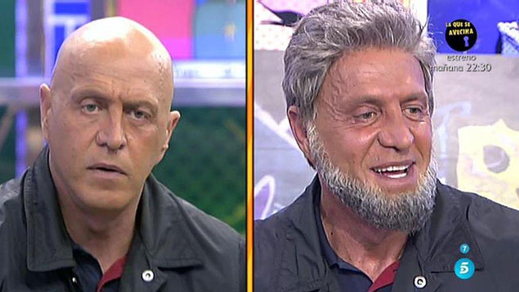 Manuel Zamorano es el encargado de este cambio de look