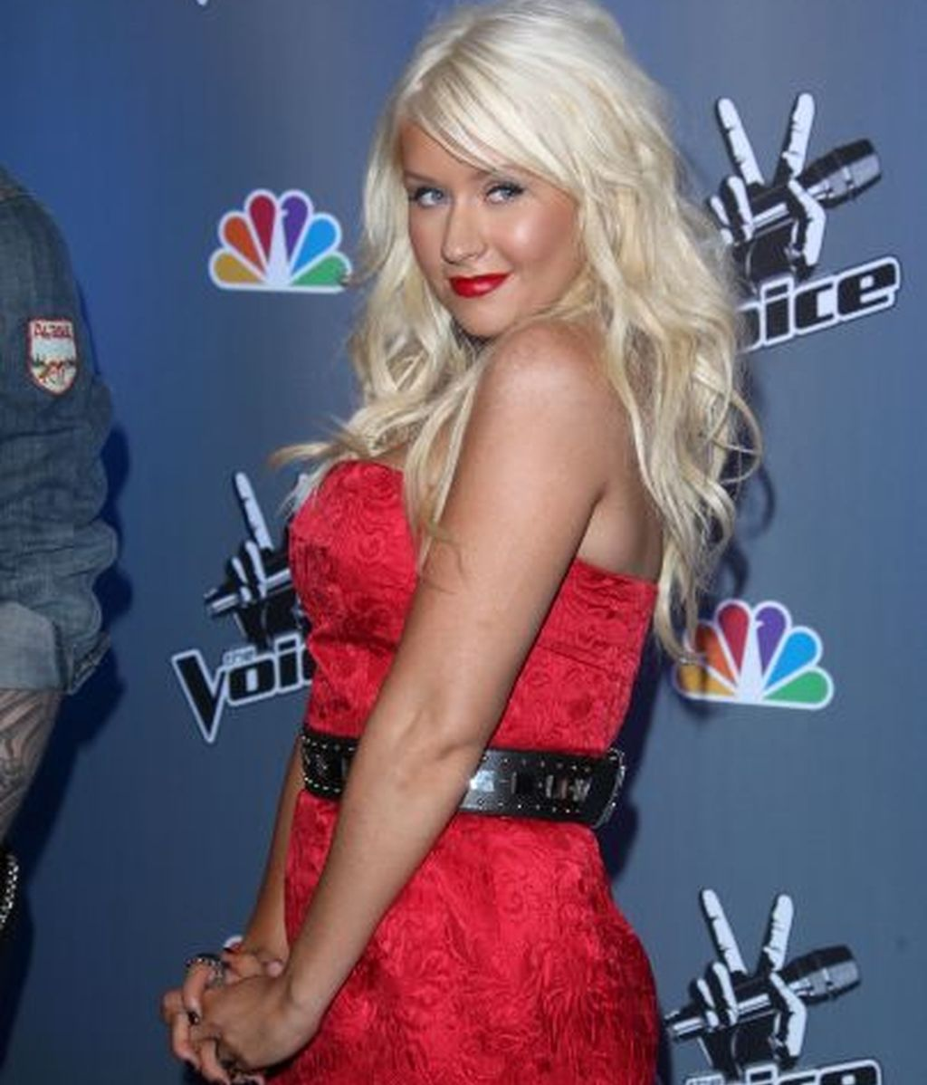 Christina Aguilera, nada light