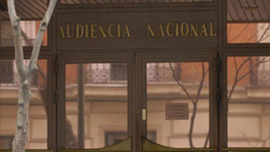 Audiencia nacional funcionarios