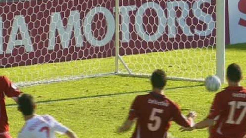 El segundo gol de Adrián