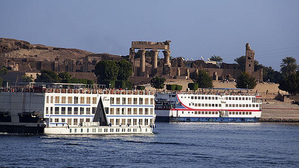 Crucero por el Nilo (Egipto)