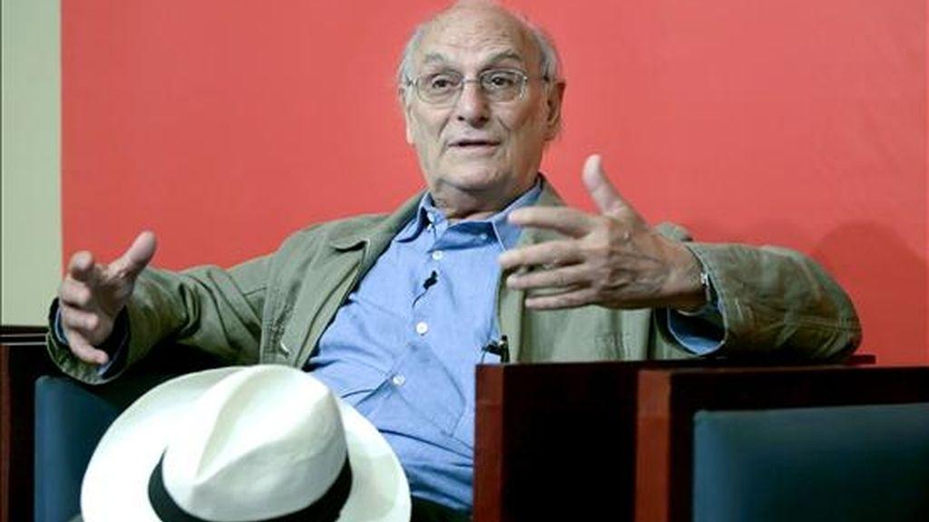 El director de cine Carlos Saura. EFE/Archivo