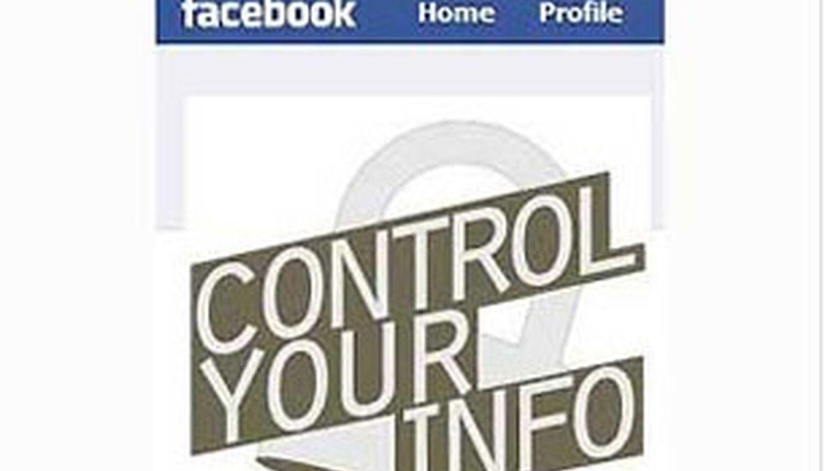 Logo de la organización que, al parecer, ha atacado varios grupos de Facebook.