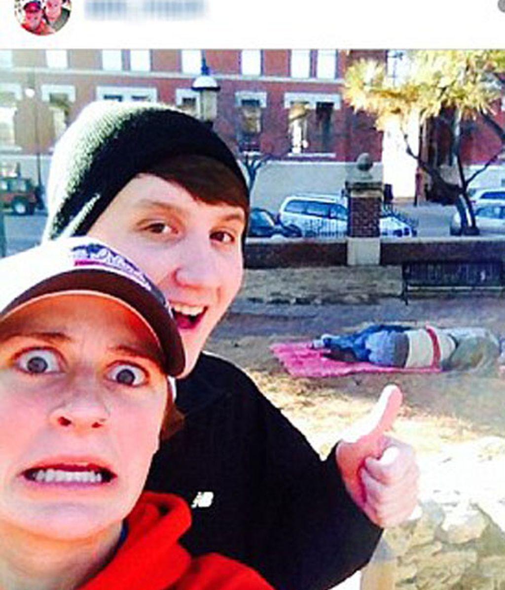 El lado menos gracioso del 'selfie'