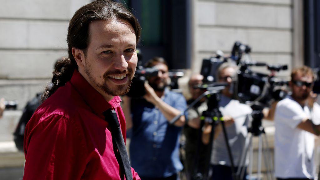 "Iglesias: ""Me parece gravísima la utilización de ese video para atacar a Sánchez"""