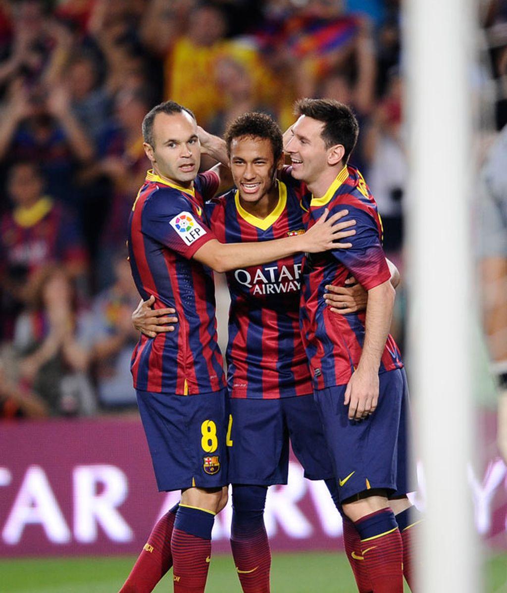 El Barça sigue imparable en Liga
