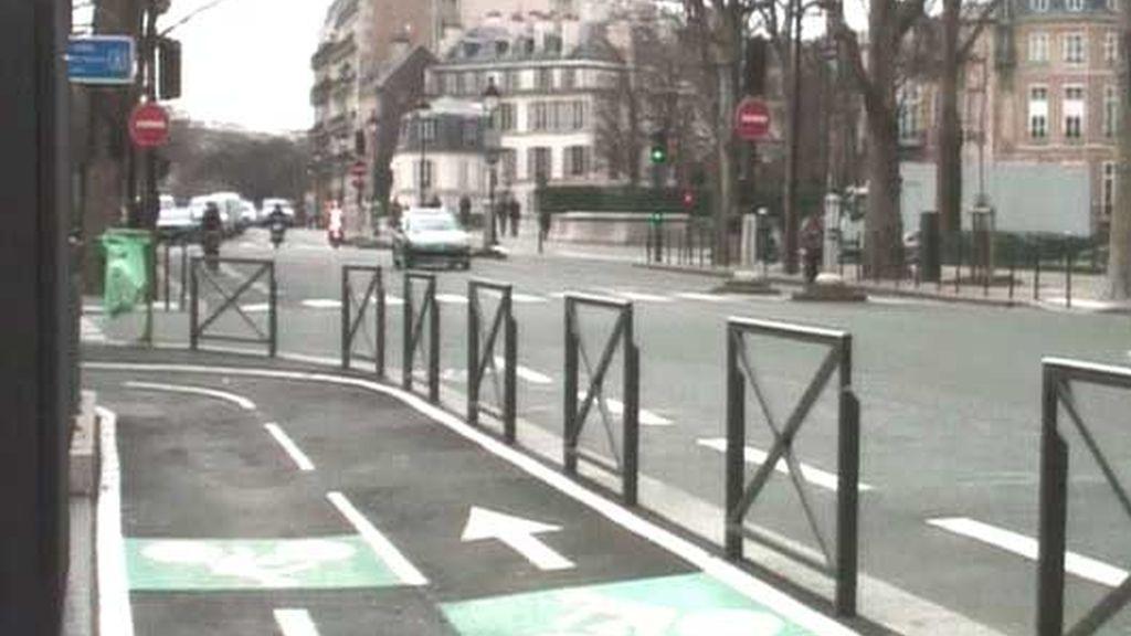 París desde la bici