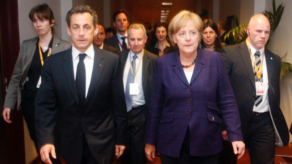 La eurozona quiere rescatar a Irlanda de la crisis económica