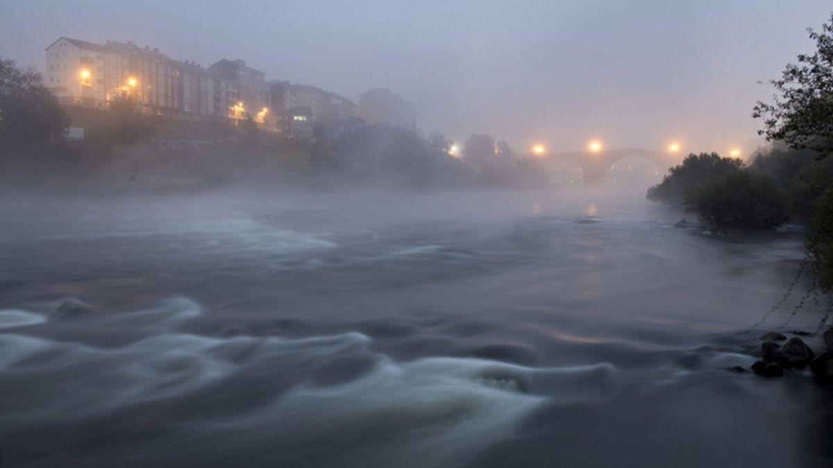Orense sigue en alerta por frío, con mínimas por debajo de -8 grados centígrados