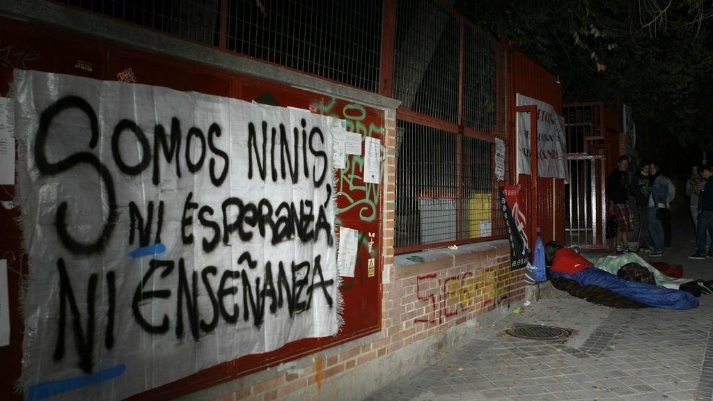 La enseñanza pública en Madrid está convocada a su sexta jornada de huelga general