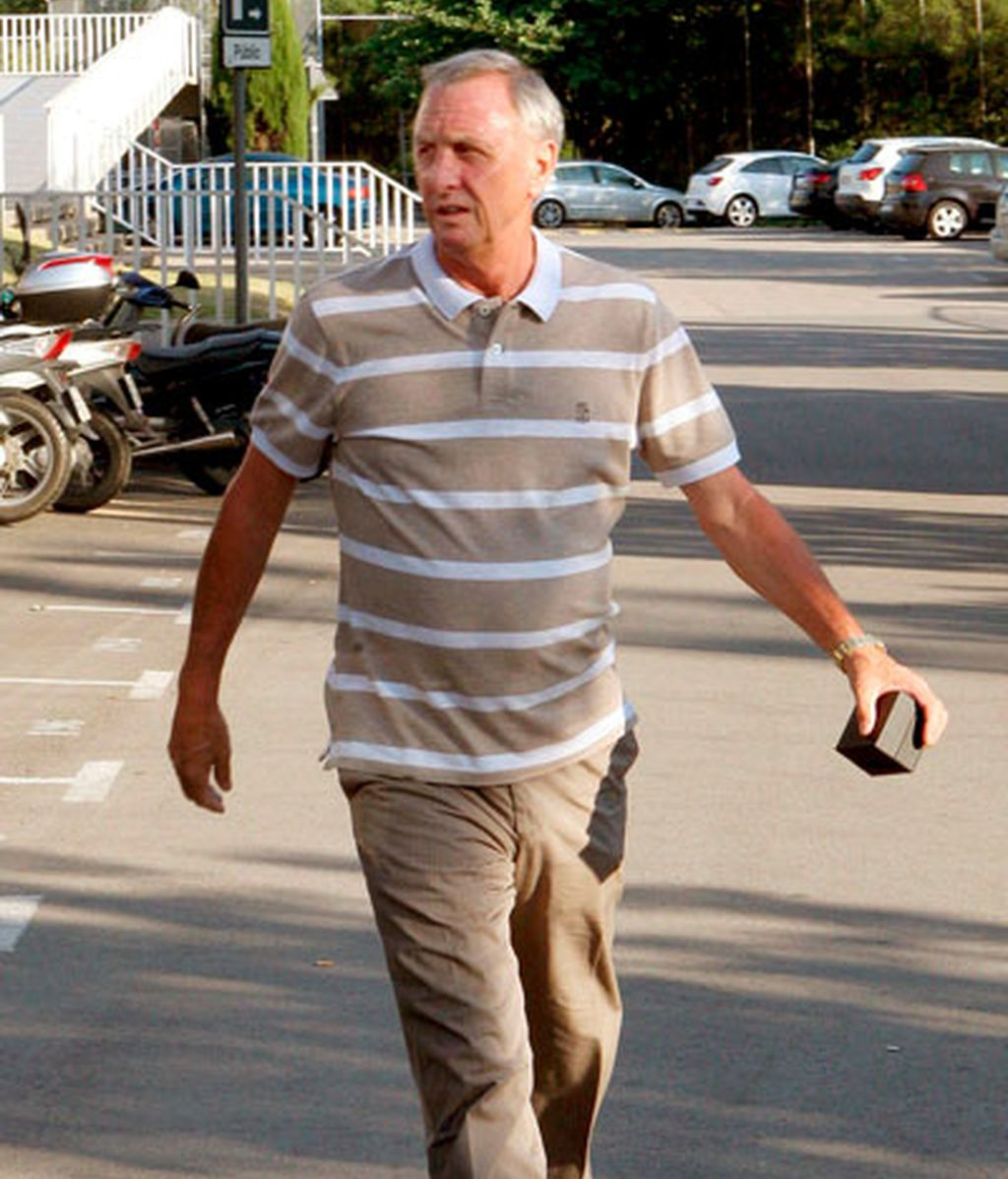 Cruyff,  el inventor del fútbol total