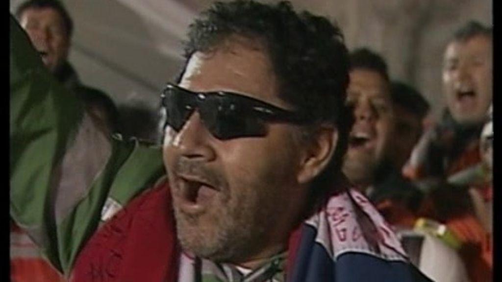 Luis Urzua, último minero en ver la luz