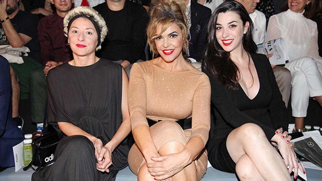 Mariola Fuentes, Silvia Superstar y Marta Vaquerizo