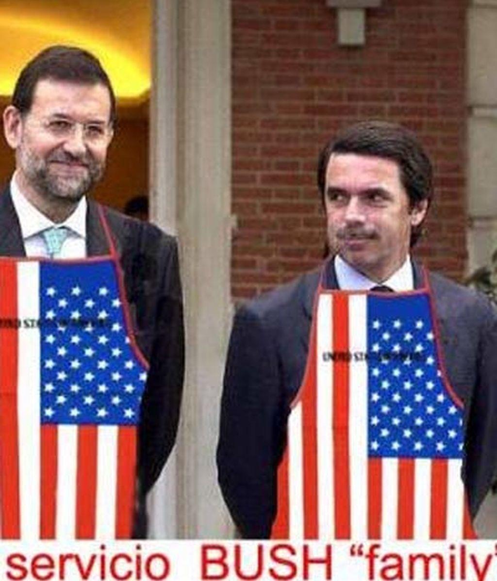 Rajoy en la red