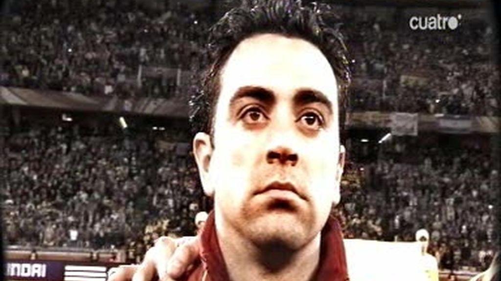 Xavi está cansado...¿Qué le pasa a Xavi?