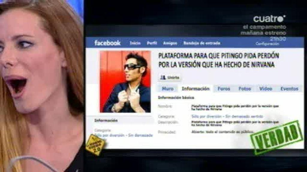 Paula Vázquez juega con las hormigas a Tonterías del Facebook
