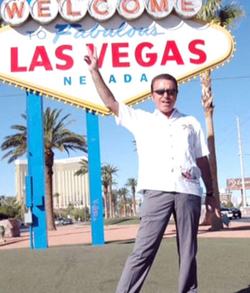 Ortega Cano vive Las Vegas