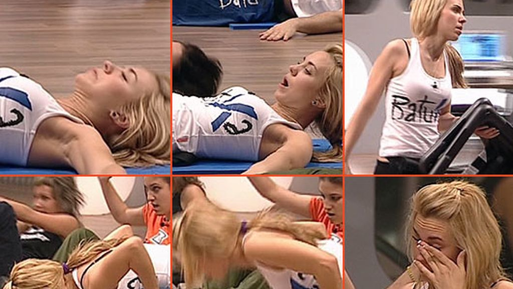 Esther, la Paris Hilton de la Academia