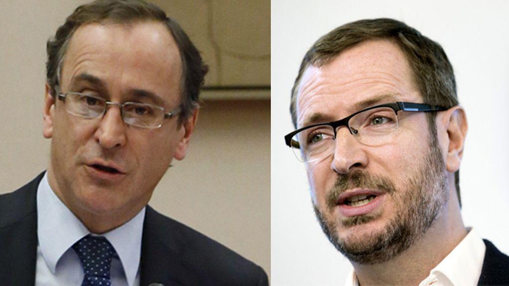 Alfonso Alonso y Javier Maroto, condenados por un perjuicio público de 393.000 euros