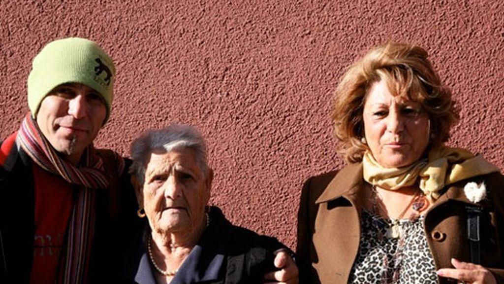 Miriam ya tiene familia adoptiva