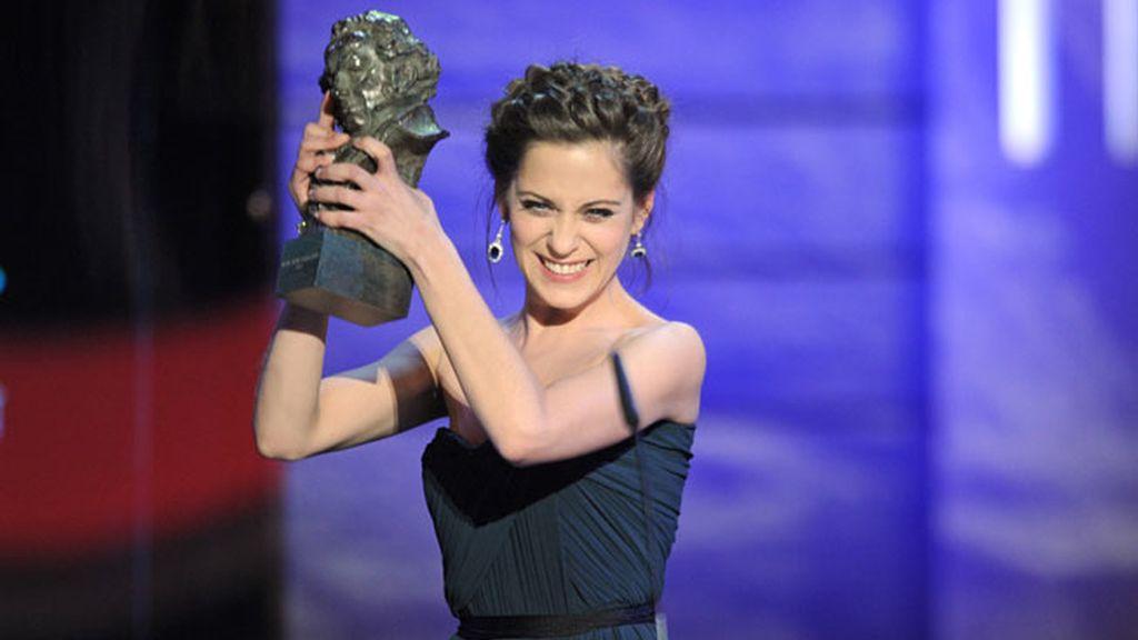 María León, mejor actriz revelación