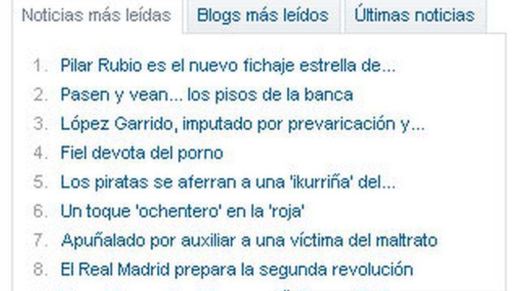 Pilar Rubio revoluciona la Red