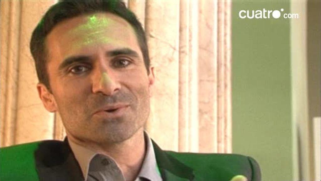 EXCLSUIVA: Estuvimos con Néstor Carbonell