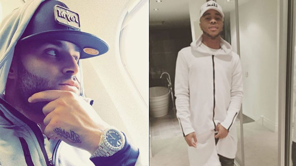 Jese y Sterling: 'hip hop boys'